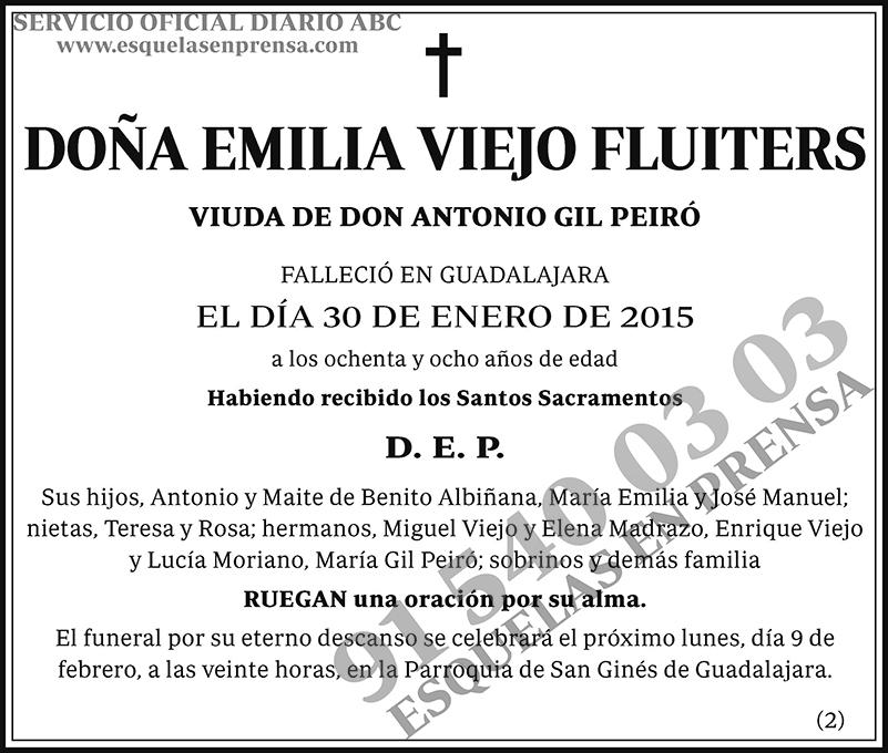 Emilia Viejo Fluiters